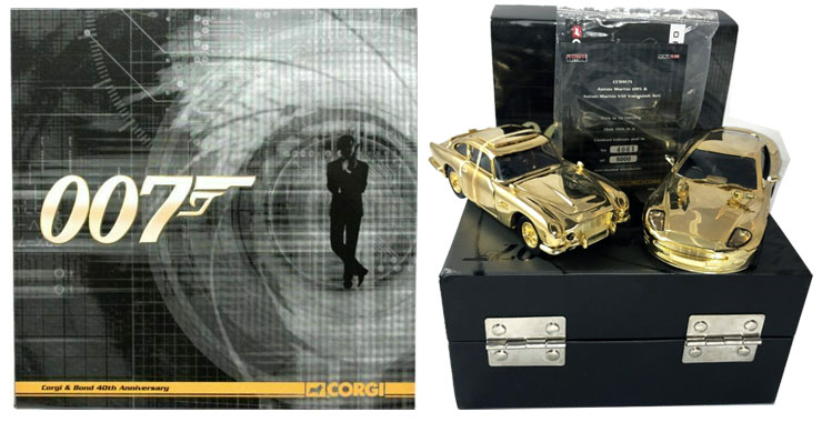 007 MAGAZINE | FACT FILES | Collecting 007