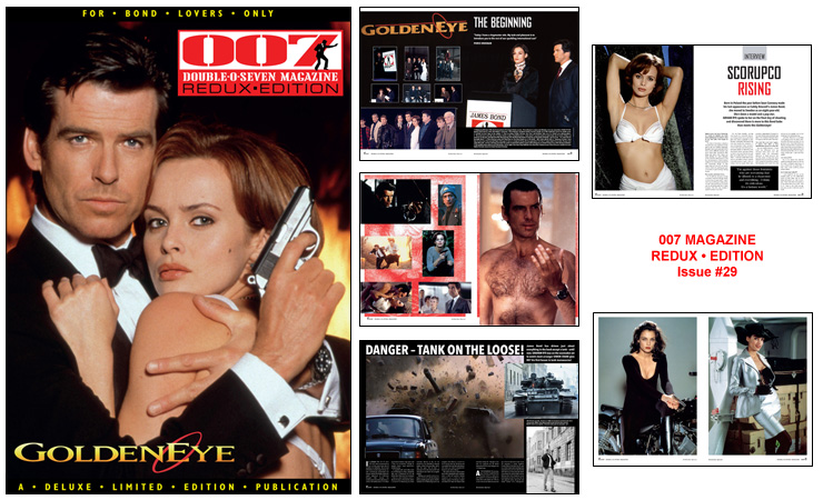 007 MAGAZINE REDUX • EDITION – Issue #29
