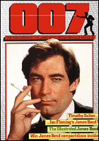 007 MAGAZINE Issue #17 (NEWS STAND) - Timothy Dalton James Bond 007 The Living Daylights