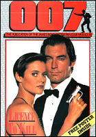 007 MAGAZINE Issue #20 - Timothy Dalton Carey Lowell James Bond girl Licence To Kill