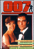 007 MAGAZINE Issue #22 - Timothy Dalton James Bond 007 Licence To Kill