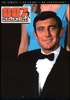 007 MAGAZINE Issue #36 George Lazenby cover