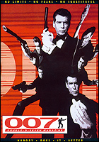 007 MAGAZINE Issue #42 - Pierce Brosnan James Bond 007 Die Another Day Japanese poster art