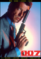 007 MAGAZINE Issue #49 Pierce Brosnan as James Bond