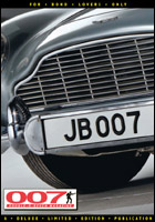 007 MAGAZINE ISSUE 53 Aston Martin DB5 Goldfinger and Thunderball