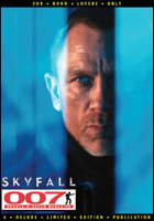 007 MAGAZINE Issue #55 - Daniel Craig as James Bond 007 in Skyfall
