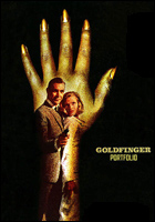Goldfinger Portfolio - Limited Edition Steelbook