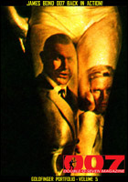 007 MAGAZINE 'GOLDFINGER portfolio' Volumes 1 - 5 now available!