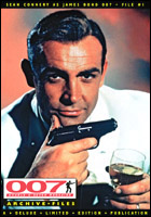 007 MAGAZINE ARCHIVE FILES - Sean Connery as James Bond 007 File #1