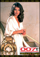 007 MAGAZINE ARCHIVE FILES - The James Bond Girls - File #3 The 1980s