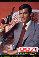 007 MAGAZINE ARCHIVE FILES - Live And Let Die - File #1