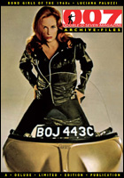 007 MAGAZINE ARCHIVE FILES: James Bond Girls of the 1960's Luciana Paluzzi