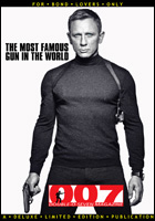 007 MAGAZINE Special Publication: The Most Famous Gun In The World (Daniel Craig cover)