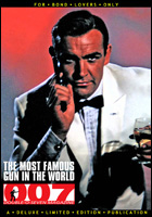 007 MAGAZINE Special Publication: The Most Famous Gun In The World (Sean Connery cover)