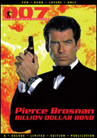 007 MAGAZINE Special Publication: Pierce Brosnan - BILLION DOLLAR BOND