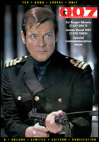 007 MAGAZINE - Sir Roger Moore – James Bond 007 Special Commemorative Issue
