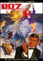 007 MAGAZINE On Her Majesty's Secret Service 76-page special