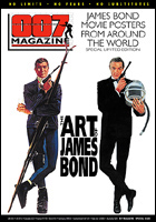 007 MAGAZINE Special - James Bond Movie Posters From Around The World