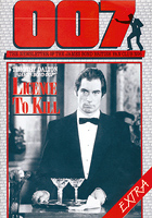 007 EXTRA #6  - Timothy Dalton James Bond 007 Licence To Kill