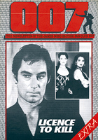 007 EXTRA #7  - Timothy Dalton James Bond 007 Licence To Kill