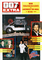 007 EXTRA #13/14 Moon Buggy/Pierce Brosnan is James Bond