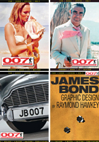 Selected 007 MAGAZINE Back Issues now half price - reduced to clear!
