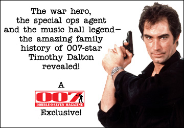 The war hero, the special ops agent and the music hall legend – the amazing family history of 007-star Timothy Dalton revealed!