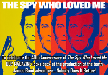 The Spy Who Loved Me 40th Anniversary 1977-2017