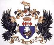 Blofeld's coat of arms from On Her Majesty's Secret Service (1969)