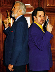 CHRISTOPHER LEE and GRAHAM RYE 1996
