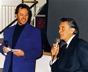 GRAHAM RYE with GEORGE LAZENBY 1994