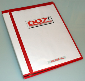 007 MAGAZINE OnLine Folder cover