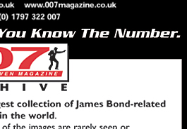 Media Images James Bond