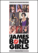 The James Bond Girls by Graham Rye 1997 Paperback US Edition