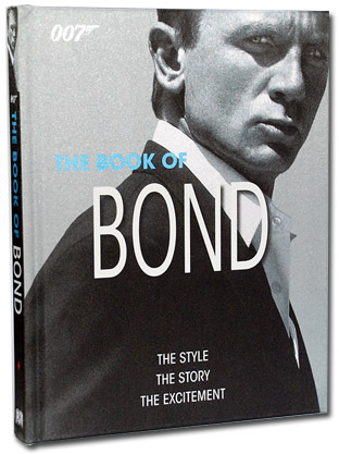 THE BOOK OF BOND - Purchase from Amazon UK