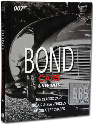 BOND CARS AND VEHICLES - Purchase from Amazon UK