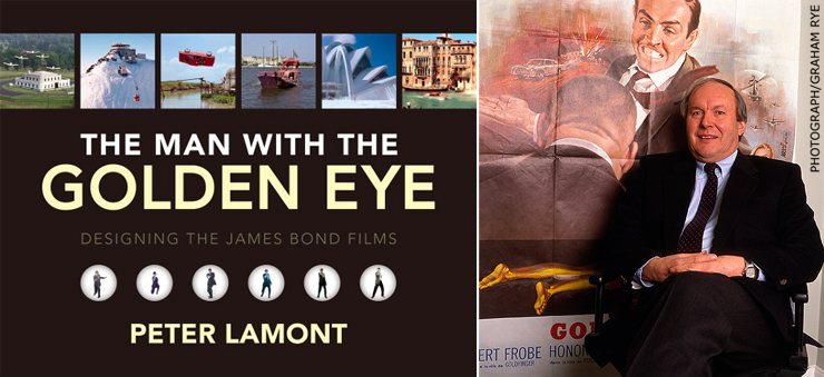 The Man with the Golden Eye: Designing the James Bond Films