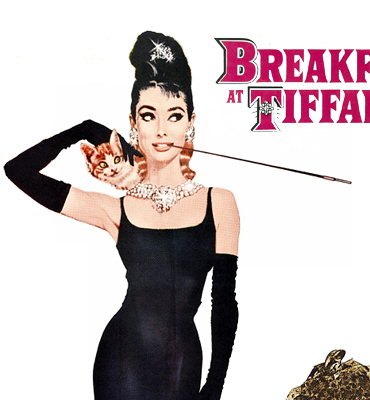 Breakfast at Tiffany's art by Robert McGinnis