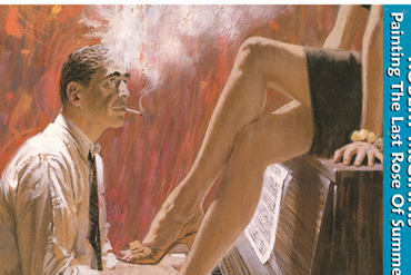 Robert McGinnis: Painting The Last Rose Of Summer