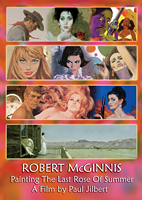 Robert McGinnis - Painting The Last Rose Of Summer DVD