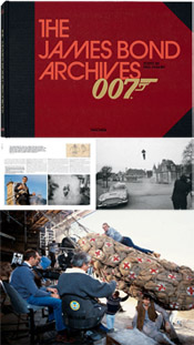 The James Bond Archives 007  - Edited by Paul Duncan