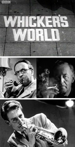 BBC Archive - Whicker's World, Raymond Chandler & Ian Fleming, John Barry