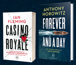 FOREVER AND A DAY UK hardback cover revealed