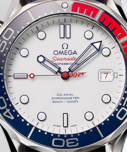 OMEGA release a new watch inspired by Commander Bond