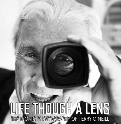 LIFE THROUGH A LENS - Terry O'Neill (1938-2019)