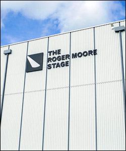 Pinewood Studios - The Roger Moore Stage